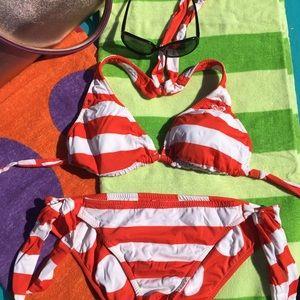 Large ROXY 2in1 Bikini 👙